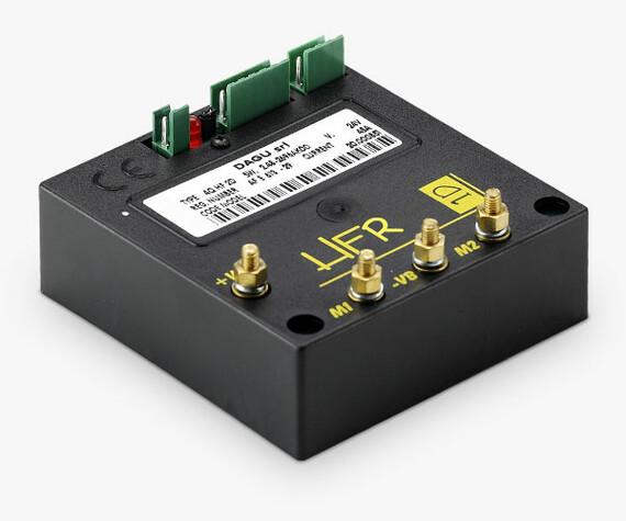 HFR - Driver per motori motoriduttori elettrici