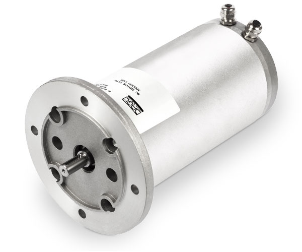 ME63 - Uncooled electric motor